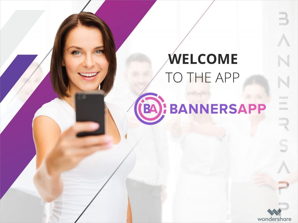 Banners App, unlockyourphone, Start for free